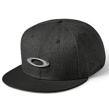Oakley O de justable Metal Cap Negro Negro Azabache Talla:Talla única: Oakley: Amazon.es: Deportes y aire libre