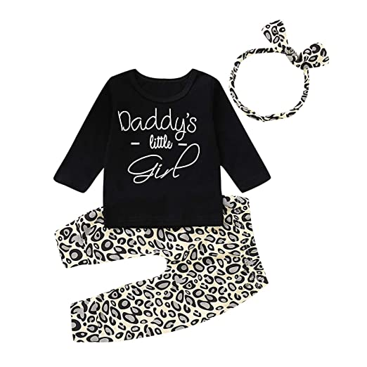 e678e0e8bc SUPERON Cute Newborn Infant Baby Girl Autumn Leopard Print Clothes Long  Sleeve Cotton Tops Romper Long
