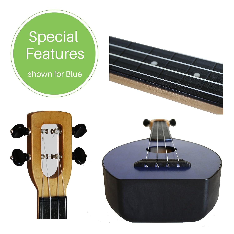 Flea Ukulele Blue Concert Free Case Musical The G String Youll Be Finefor Fingering Diagrams Hold Instruments