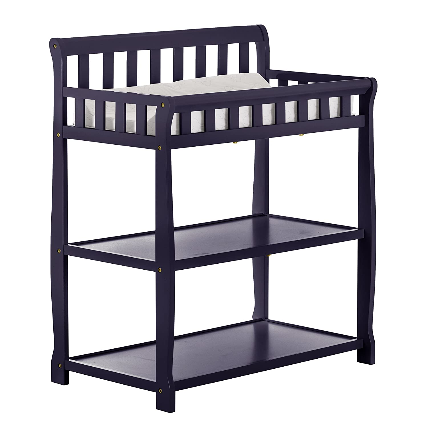 Dream On Me Ashton Changing Table, Steel Grey 604-SGY