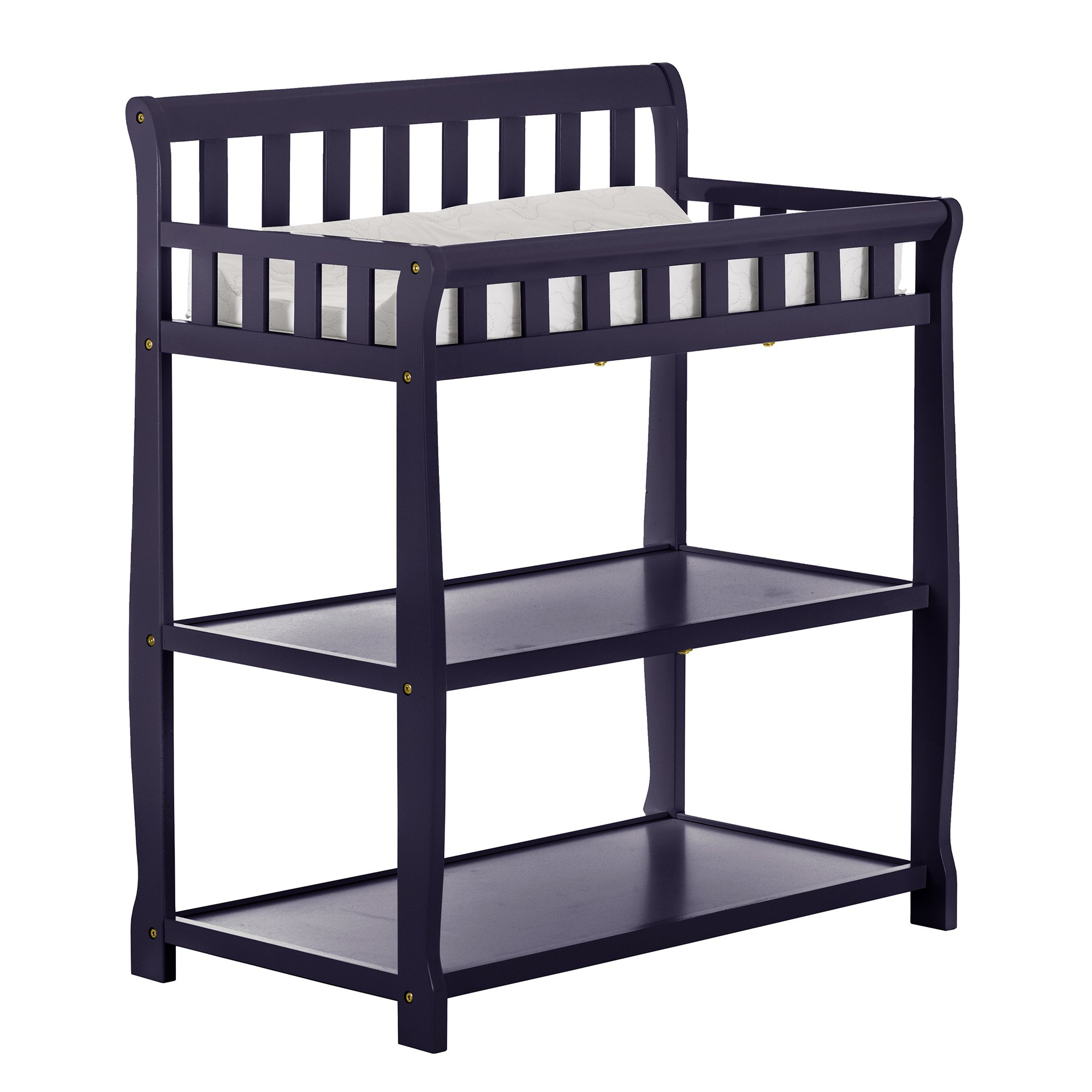 Dream On Me Ashton Changing Table, Navy