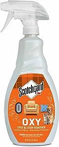 Scotchgard OXY Pet Carpet & Fabric Spot & Stain Remover, 26 Fluid Ounce - 1026P