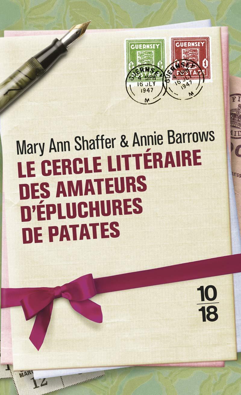 Read Online Le cercle littéraire des amateurs d'épluchures de patates (French Edition) PDF