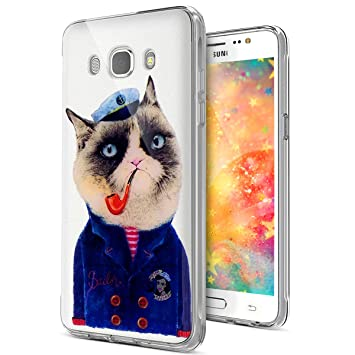 KunyFond Funda Compatible Samsung Galaxy J5 2016,Carcasa ...