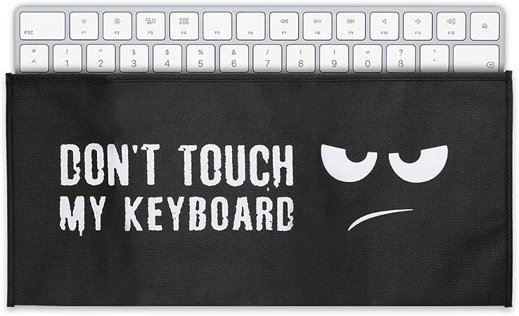 Kwmobile Universal Keyboard Hülle Pc Tastatur Computer Zubehör