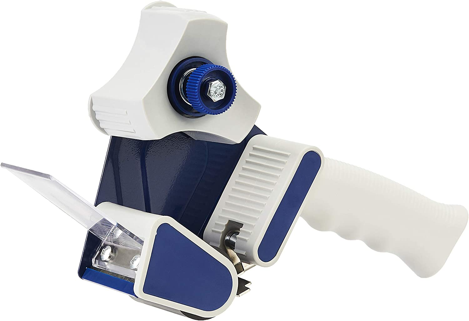 """Basics Packaging Tape Gun, for 2"""" Width Tape, 3"""" Paper core : Office Products"""