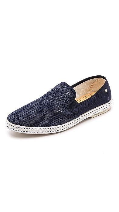 a110f5f9643 Rivieras Unisex Classic 20° Textile Sneakers Marine Size EU 37 - UK W4