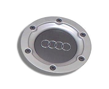 Audi A3 A4 A6 S3 S4 S6 TT rueda centro tapacubos tapas 8 N0601165 a 8 N0 601 165 A (un piezas): Amazon.es: Coche y moto