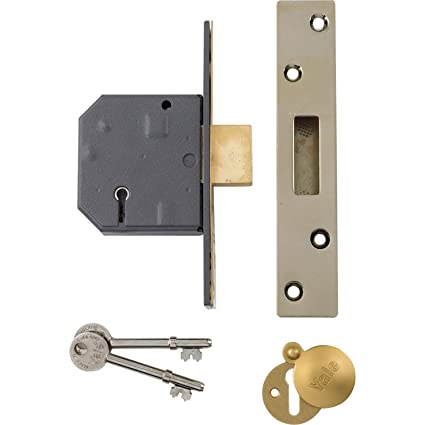Advanced Yale Locks (UK spec) PM562 de seguridad BS 5 cerradura empotrable cerrojo de