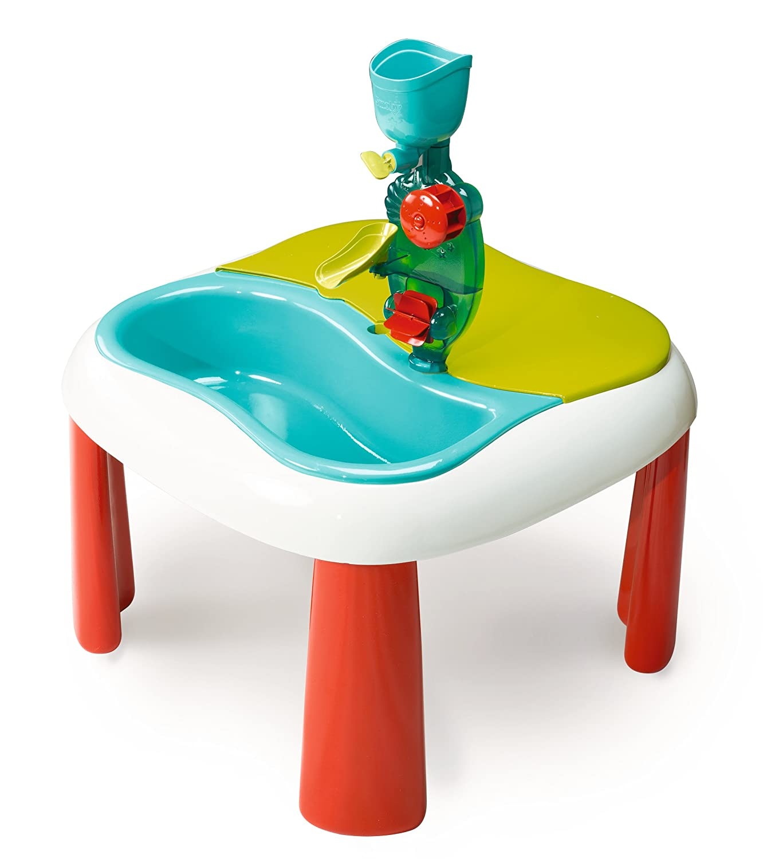 smoby sand und wasser spieltisch alle infos auf 1 blick. Black Bedroom Furniture Sets. Home Design Ideas