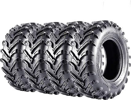 One Free Country Premium ATV//UTV Tire 25x8-12  25x8x12 //8PR w//Side Scuff Guard