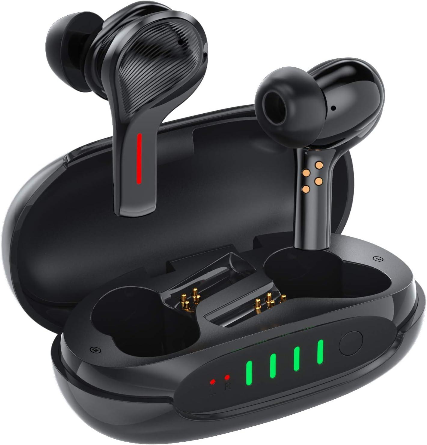Auriculares Bluetooth inalámbricos Aikela con cancelación de ruido por sólo 19,99€ usando el #código: X2KEO6G3