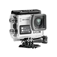 SJCAM sj64K Double écran tactile caméra d'action 16MP WIFI HDMI étanche