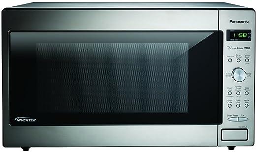 Panasonic NN-SD962S, 1460 W, 120 V, 60 Hz, Acero inoxidable ...