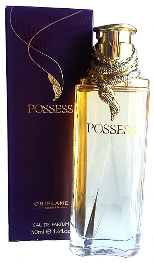 Buy Oriflame Possess Eau De Parfum Natural Spray 50ml 16oz Online