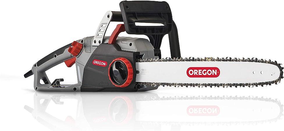 Oregon CS1500 - Motosega elettrica 2400 W (230 V) con sistema di auto-affilatura integrato e guida da 45 cm: Amazon.es: Bricolaje y herramientas