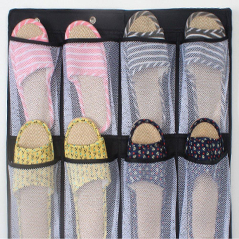 Amazon.com: Fishoon - Organizador de zapatos con 24 ...