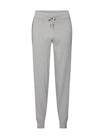 992fbf9c Amazon.com: Tommy Hilfiger Women's Icons Side Stripe Joggers Gray: Clothing