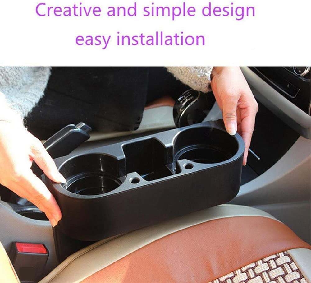 Kovot Car Valet Auto Front Seat Organizer And Cup Holder