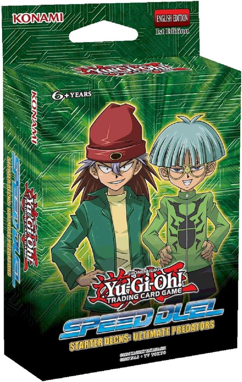 Yu-Gi-Oh! TCG: Speed Duel - Ultimate Predators Starter Deck
