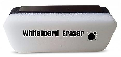 Sixovus goma de borrar borrado en seco pizarra borrador magnética limpiador limpiaparabrisas para lápices y rotuladores