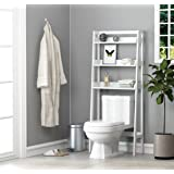 77b735ac1a7 Amazon.com  UTEX 3 Tier Bathroom Shelf Wall Mounted with Towel Hooks ...