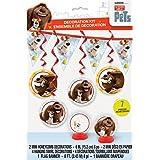 The Secret Life of Pets Party Decorating Kit, 7pc