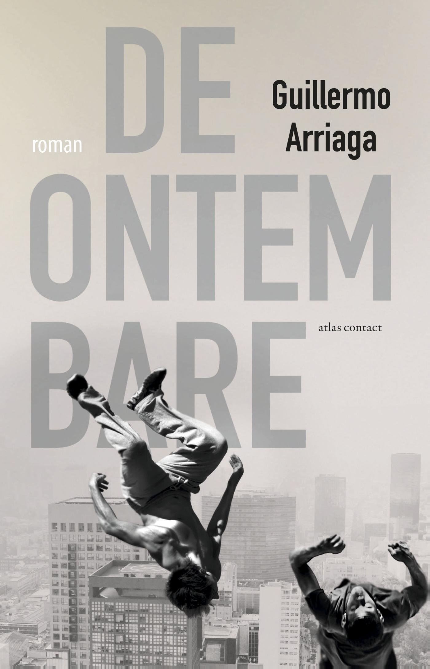 De ontembare: Amazon.es: Guillermo Arriaga: Libros en idiomas extranjeros