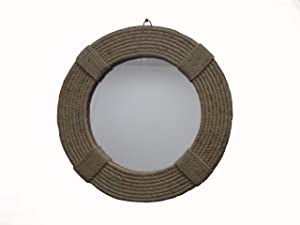 Wall Rope Mirror