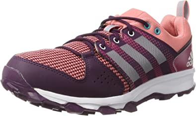 adidas Galaxy Trail W, Zapatillas de Running para Asfalto para Mujer, Multicolor (Red Night/FTWR White/Energy Blue), 42 2/3 EU: Amazon.es: Zapatos y complementos