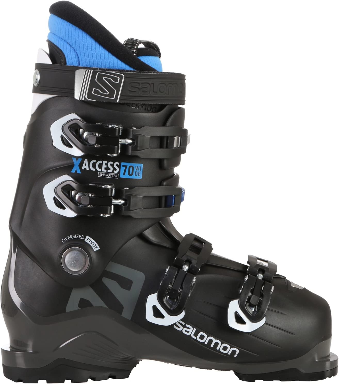 Amazon.com: Salomon X Access 70 - Botas de esquí para hombre ...