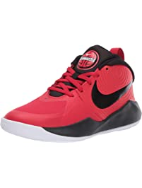 newest 6fb06 825be Nike Kids  Team Hustle D 9 (Gs) Sneaker