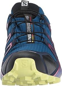 Salomon Speedcross 4 Gtx W, Zapatillas de Running Mujer, Azul ...