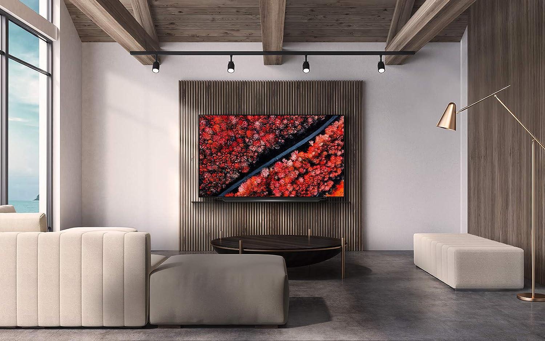 LG OLED65C9PUA Alexa Built-in C9 Series 65 4K Ultra HD Smart OLED TV 2019