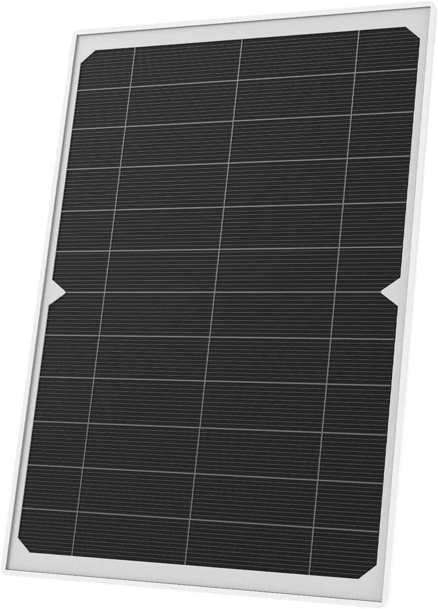 Soliom-S800 Solar Panel Power Supply, Pan tilt Security Outdoor Camera Solar Panel, Home Security Solar Battery Camera, Soliom S800 Spotlight Camera Solar Panel, Home Surveillance System