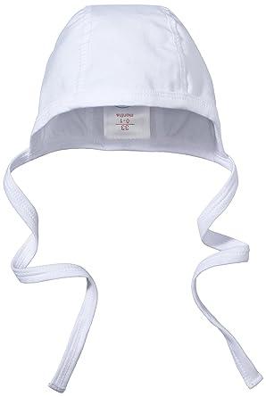 Sterntaler 4001400 - Bonnet - Bébé fille - Blanc (Weiß 500) - FR  35 ... 34e19b7b452