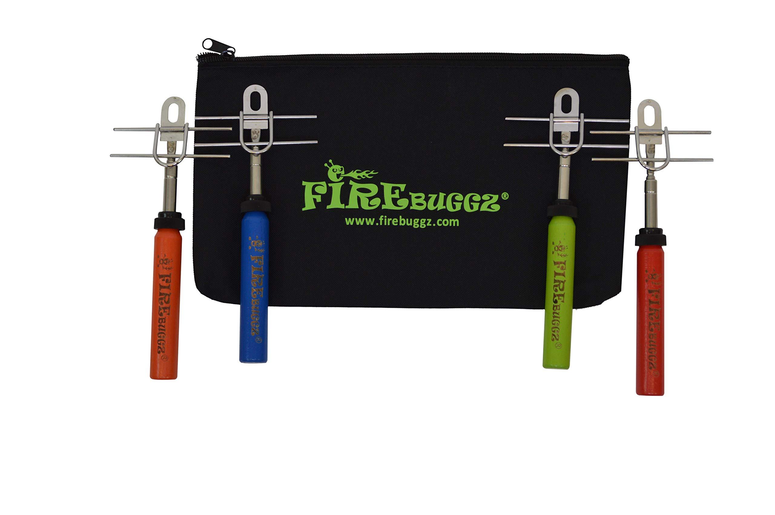 Firebuggz Flipp Stikk 4 Pack by Firebuggz