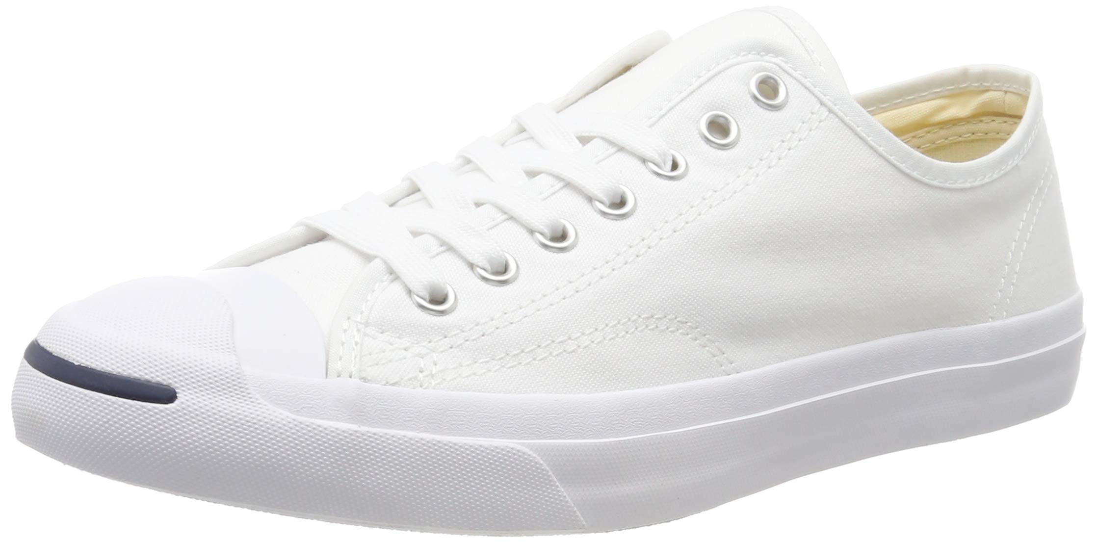 Converse Jack Purcell CP Ox White White, Size 8 D Mens, 9.5 Womens US