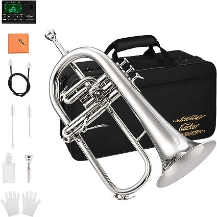 8 1//2C Bach Standard Silver Plated Flugelhorn Mouthpiece