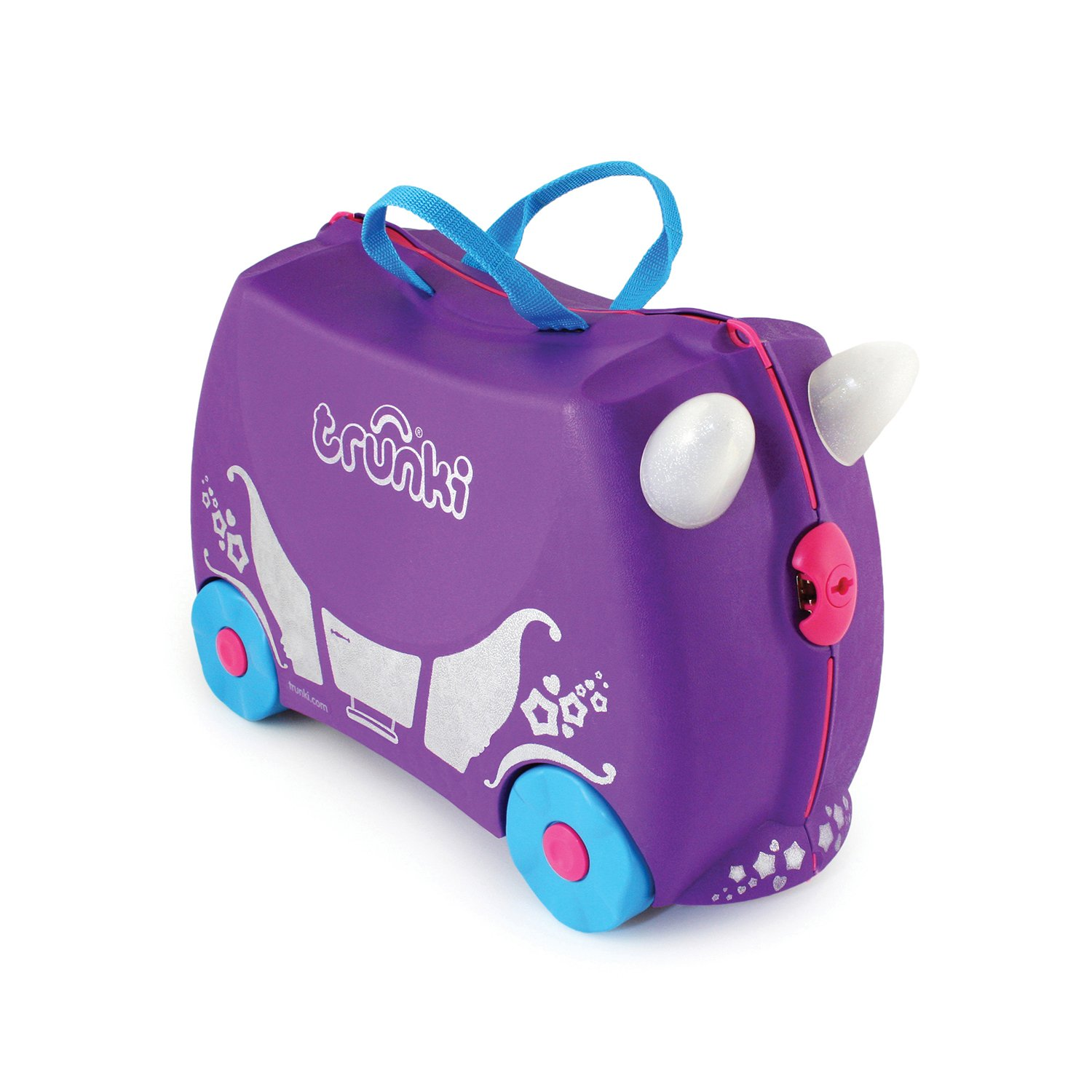 Trunki Kinderkoffer Penelope Princess Carriage