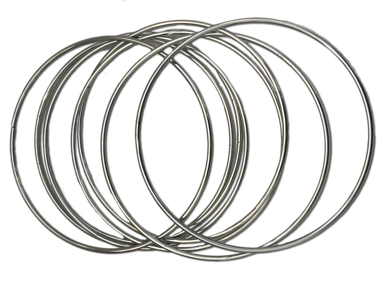 """marcas de moda fun anillos anillos anillos enlazan mágicos - 10"""" conjunto de lujo (8 pieza)  Con 100% de calidad y servicio de% 100."""