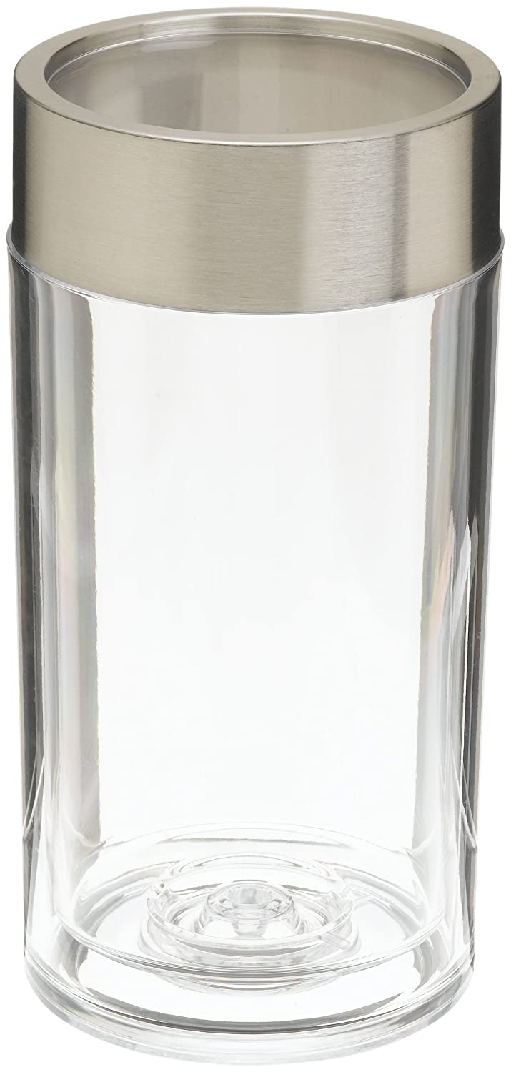 Prodyne Thick Acrylic & Stainless Steel Iceless Wine Cooler A-901