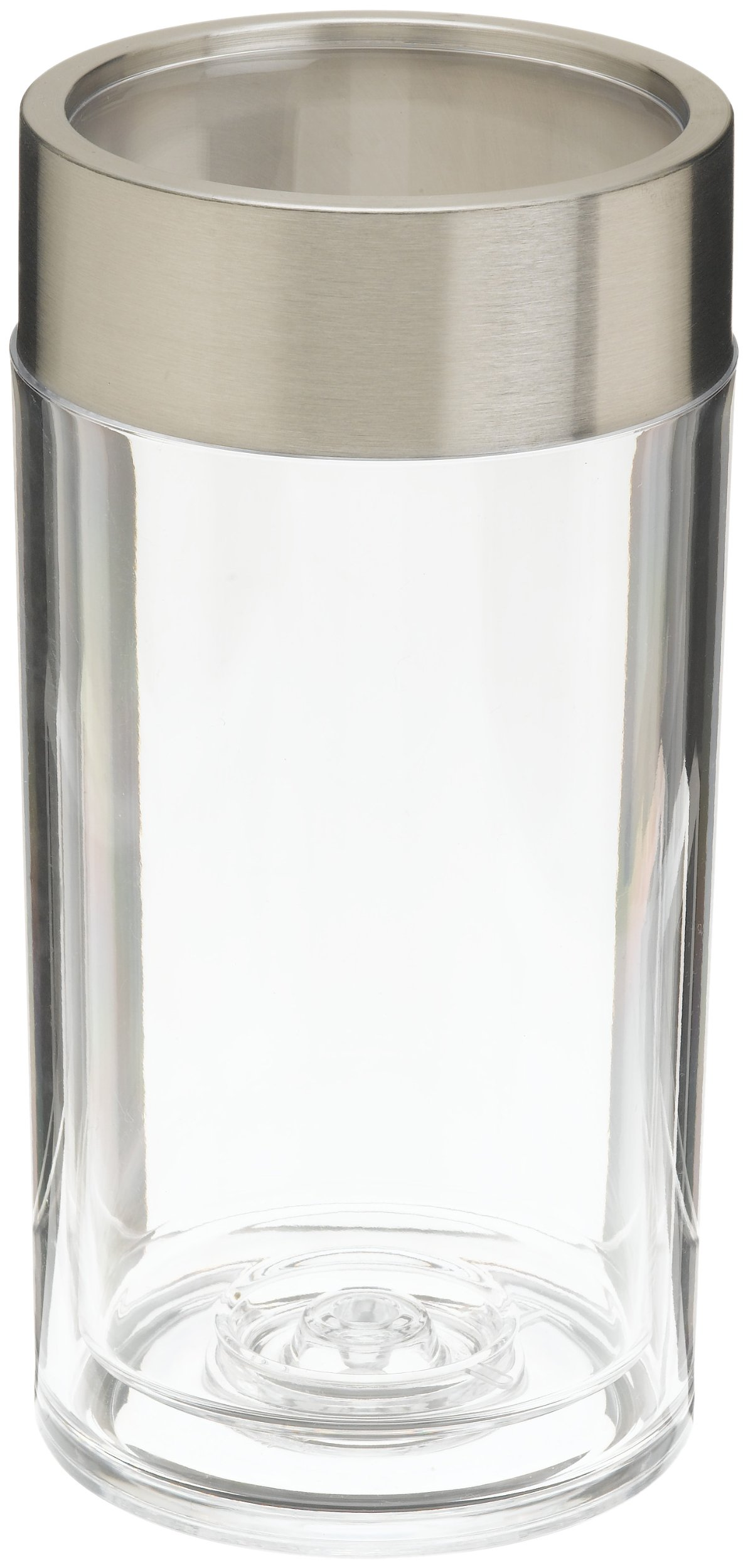 Prodyne A-901 Thick Acrylic and Stainless Steel Iceless Wine Cooler by Prodyne