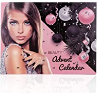 accentra decorativa cosmético de calendario de Adviento Lady, 2018