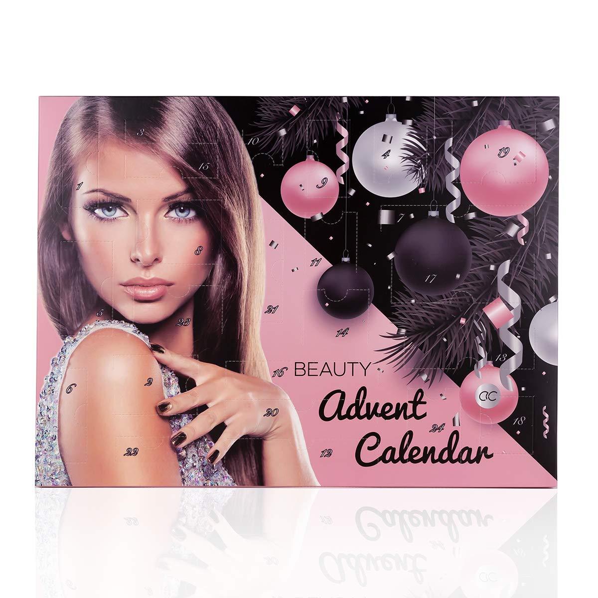 ACCENTRA dekorativ Calendario dell' Avvento Lady cosmetici, 2018 3447966