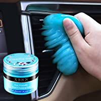 XBRN Cleaning Gel for Car Detailing Putty Cleaning Putty Detailing Gel Detail Tools Car Interior Cleaner Universal Dust…