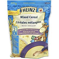HEINZ Mixed Cereal - No Milk,  6 Pack, 227G Each