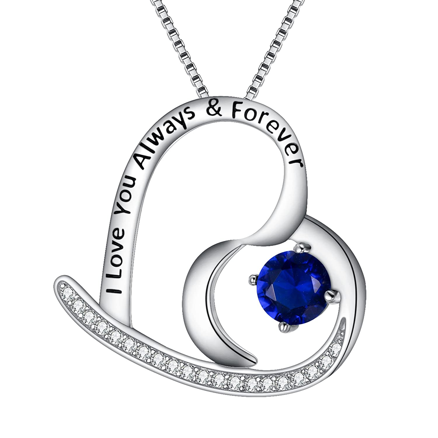 New 925 Sterling Silver Engravable Pendant Genuine Emerald Charm Necklace