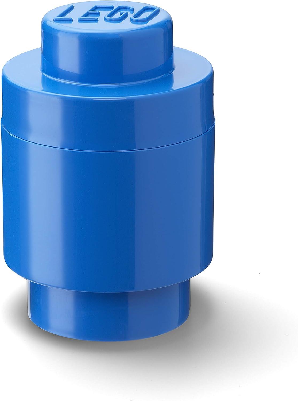 LEGO Round Storage Box 1, Blue