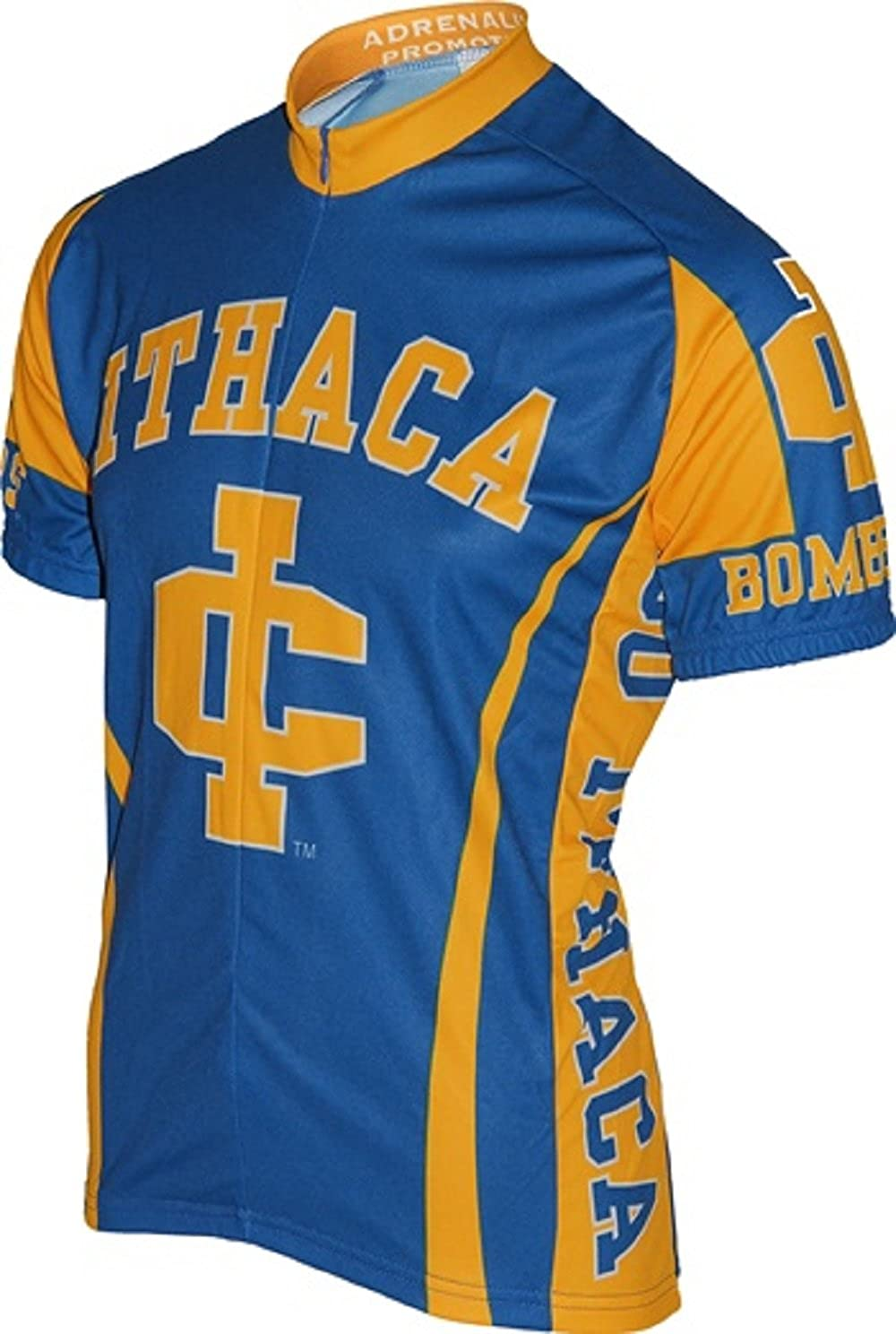 NCAAメンズAdrenaline販促Ithaca Cycling Jersey 3L  B01JFWO4KA